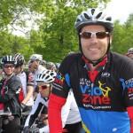 Un participant venu de Baie-Comeau (plus de 700 km).