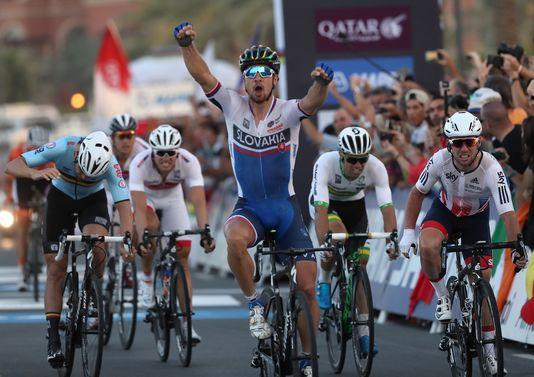 Peter Sagan remporte les mondiaux pour une 2e année consécutive!