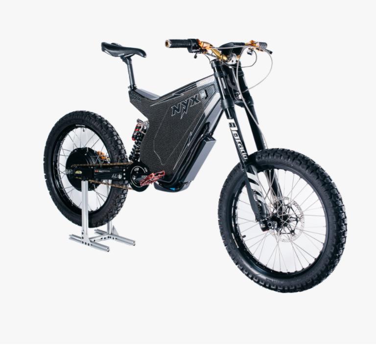 nyx bikes, vélo électrique