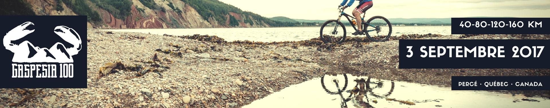 Raid Gaspesia 100, vélo de montagne, mtb marathon, Percé, Gaspésie