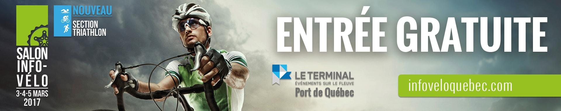 Salon Info-Vélo Québec