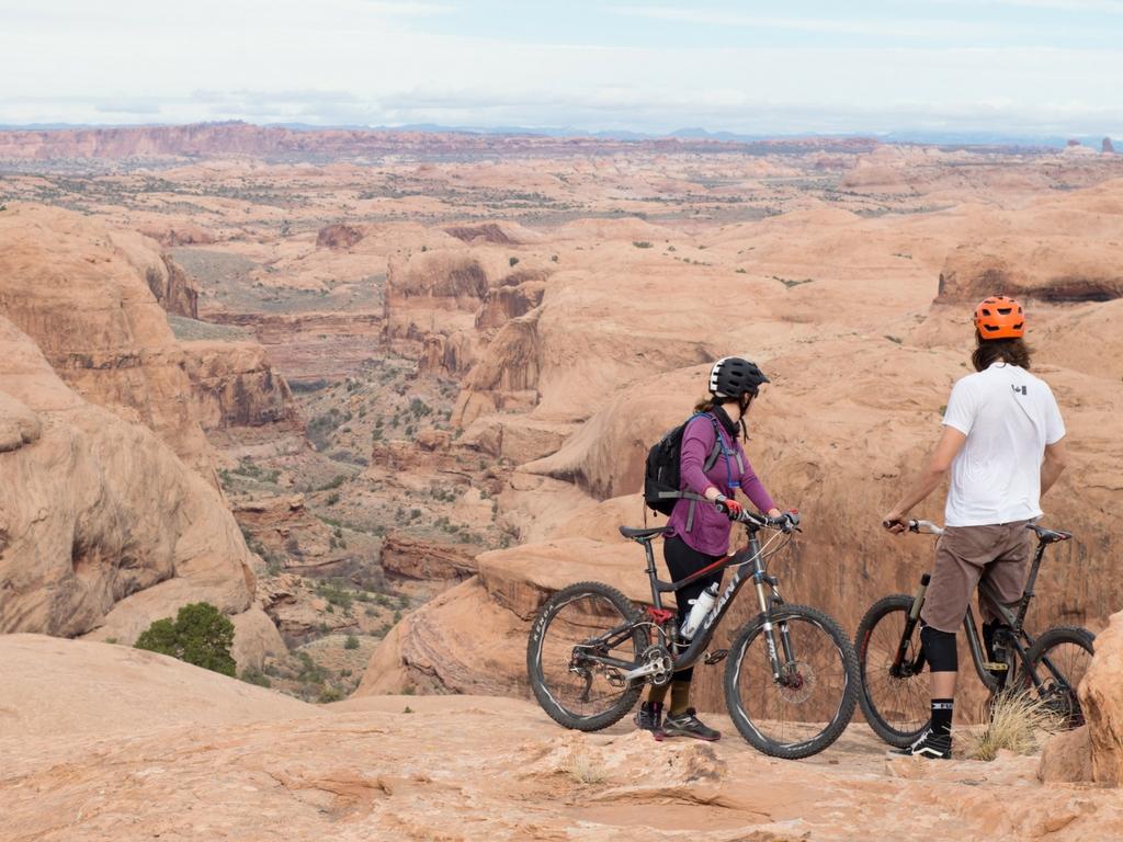 Infovelo.com---moab-vélo-de-montagne-Slick Rock Chill